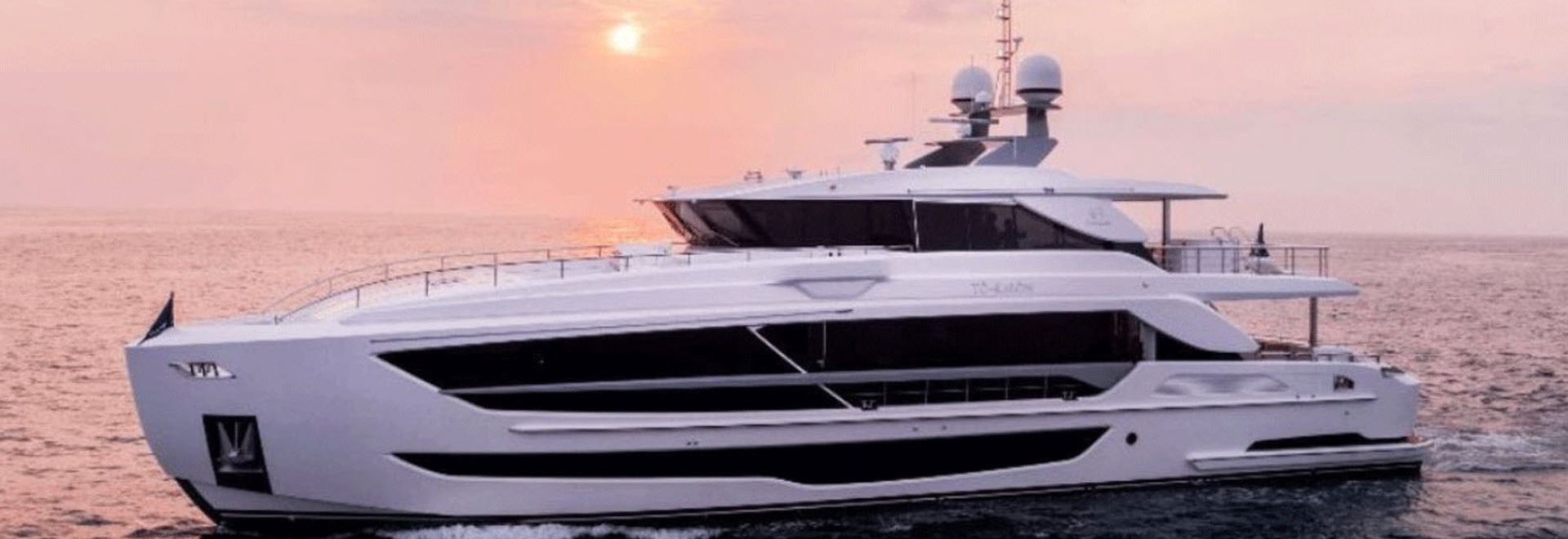 Second Horizon FD102 Superyacht To-Kalon Launched