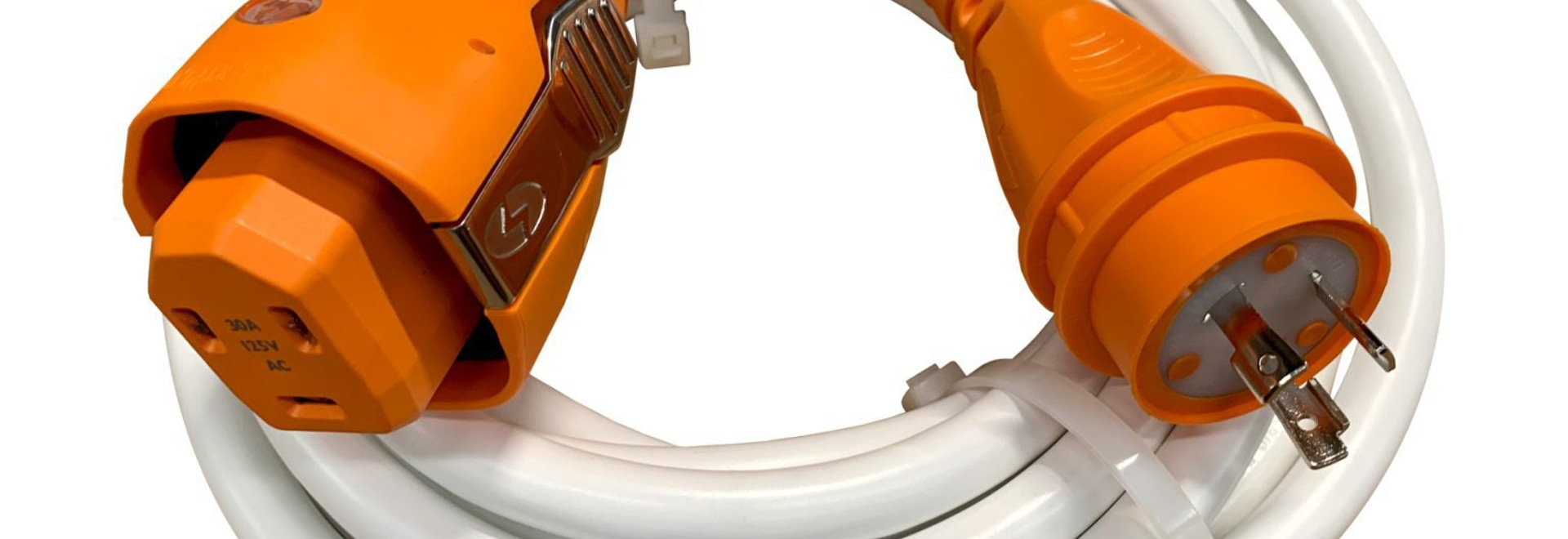 SmartPlug Debuts White 30A Cordsets