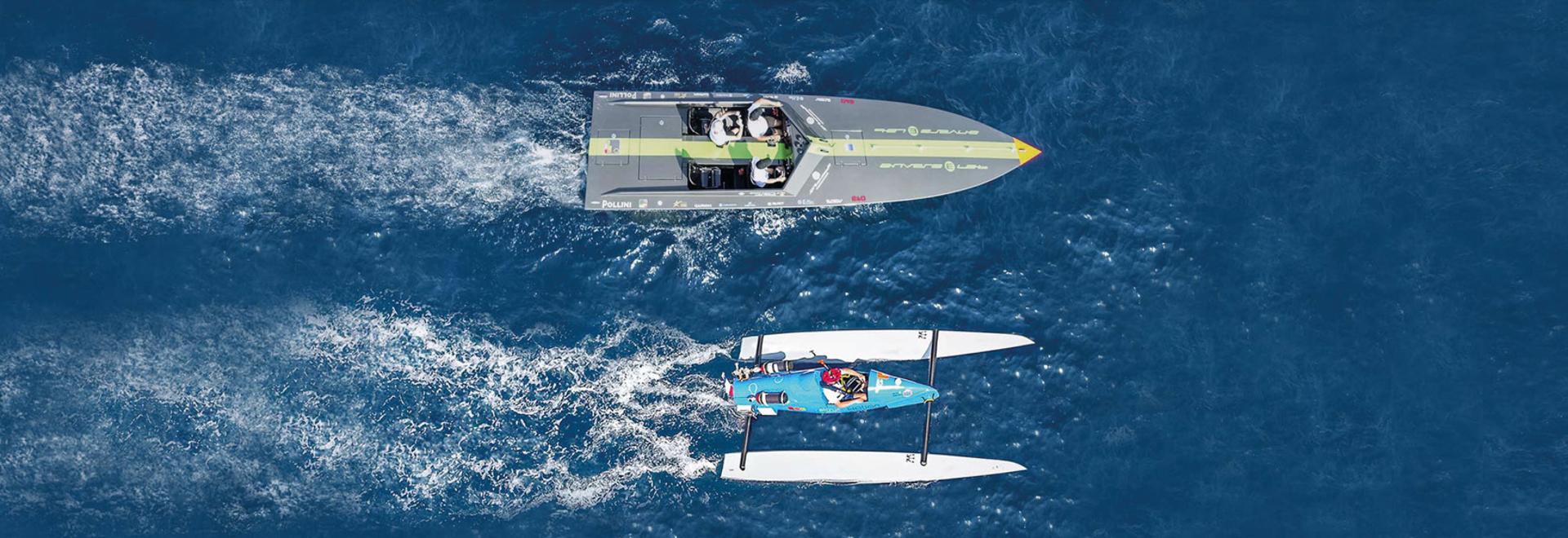 Solbian at Monaco Energy Boat Challenge