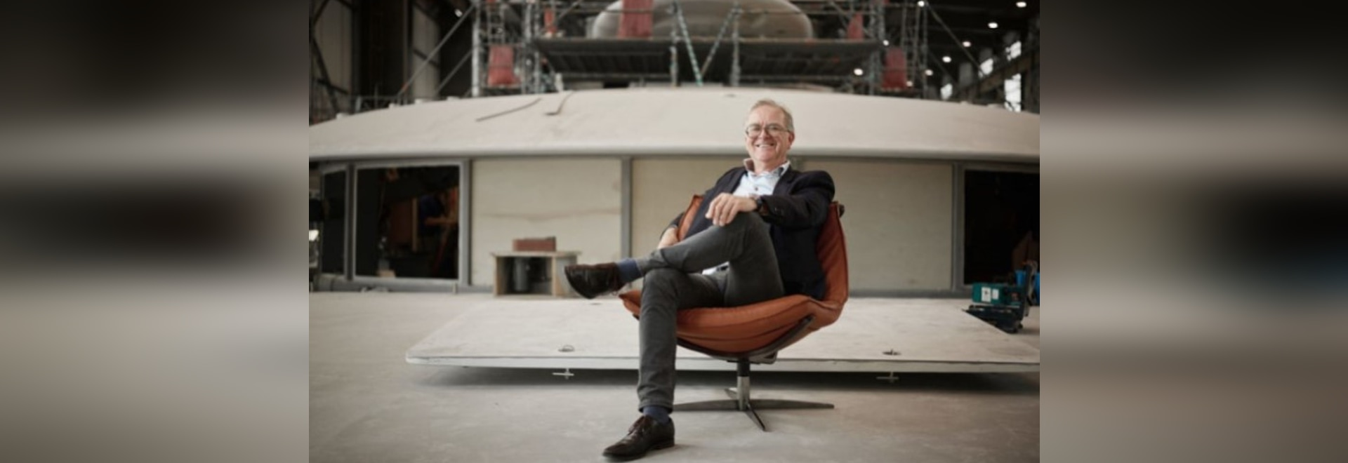 A sustainable future for all: Feadship Director Henk de Vries to give Breakfast Briefing keynote at opening of METSTRADE Show