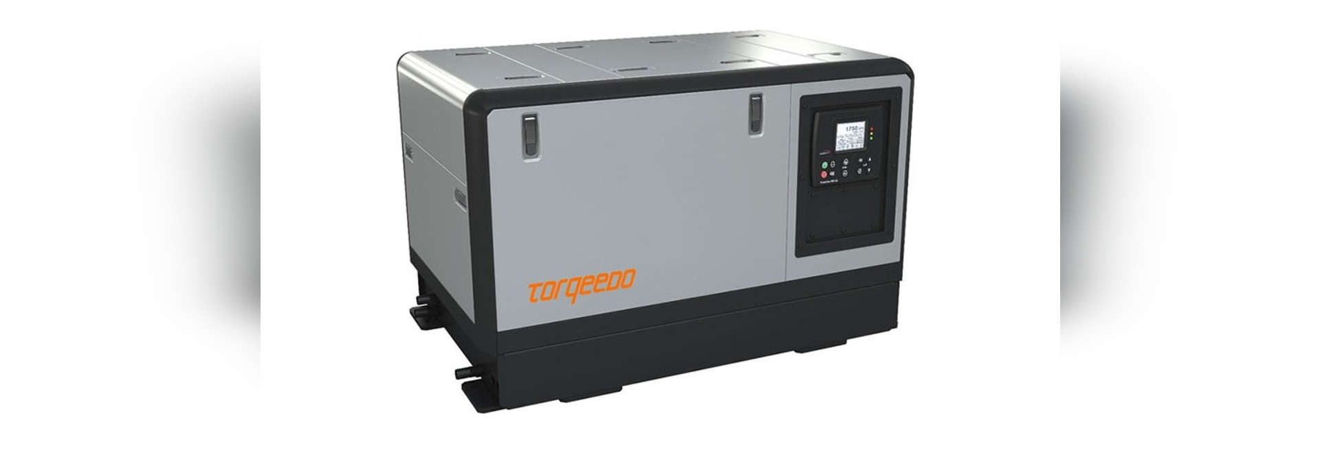Torqeedo and WhisperPower cooperate on new generator for the Deep Blue family