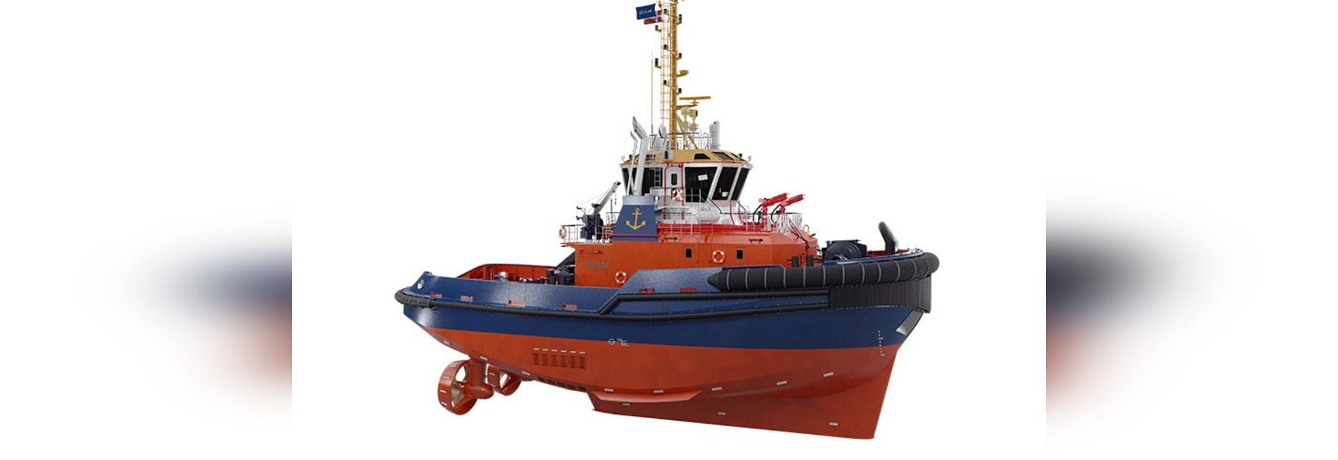 Tug is on order at Turkey's Uzmar Shipyard for Port of Aarhus, Denmark