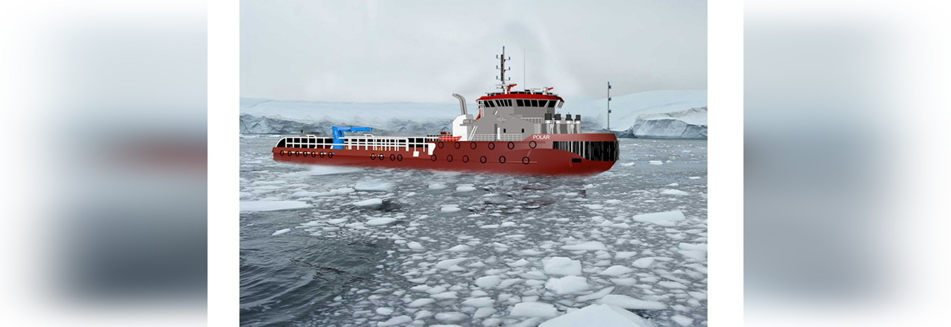 Two shallow draft AHTS vessels will be equipped with ice-strengthened Schottel controllable pitch propellers and transverse thrusters.