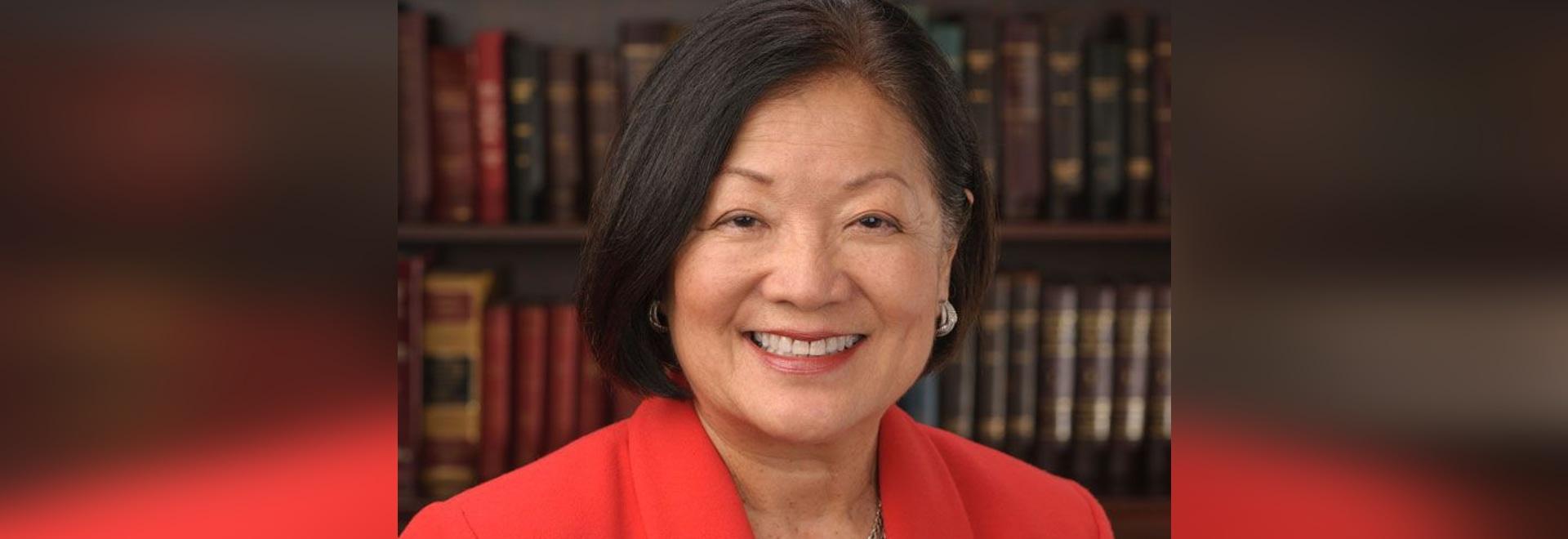 U.S. Senator Mazie Hirono (D-HI)