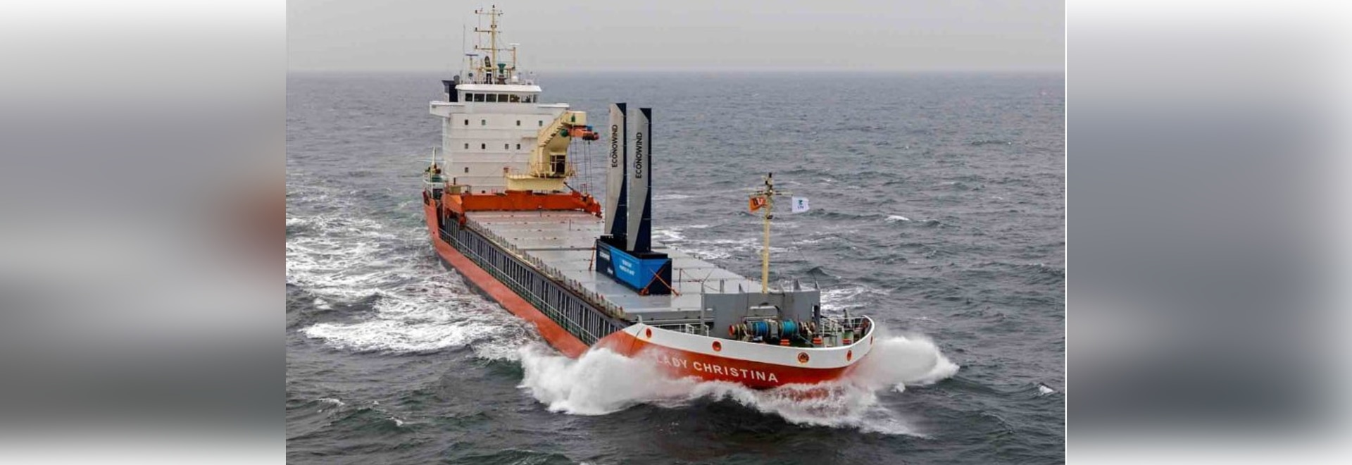 VENTIFOILS DEVICES TO BE FITTED TO CARGO VESSELS