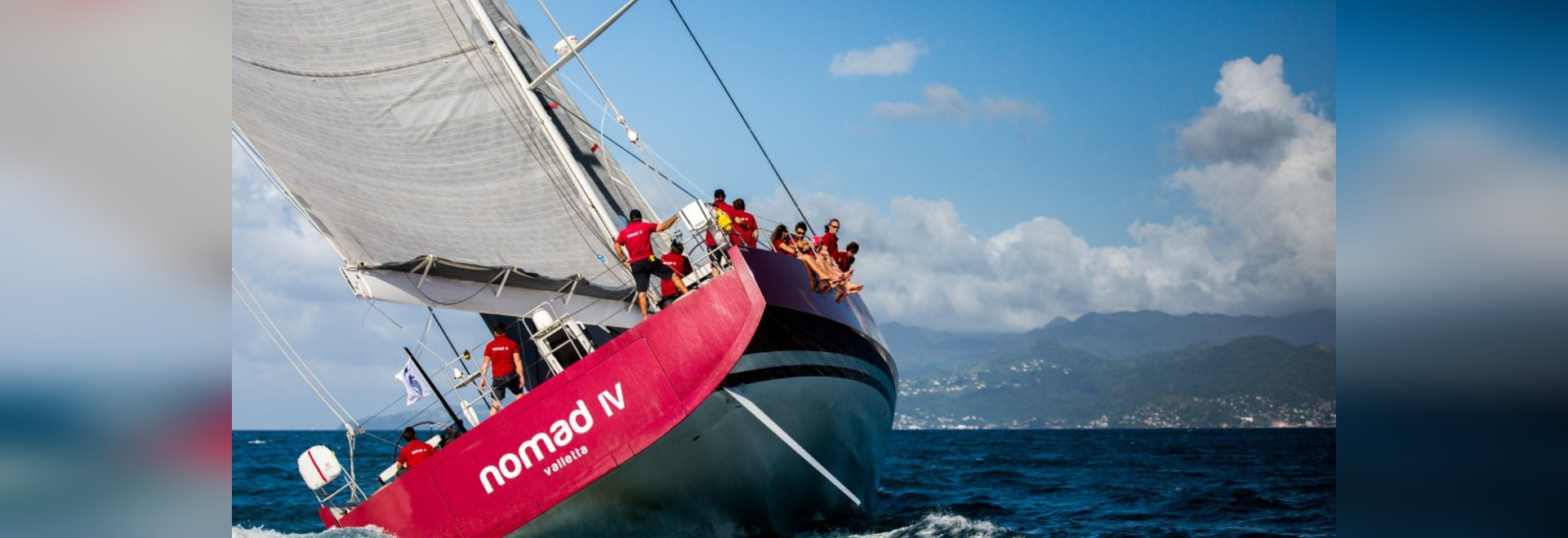 Victory for Nomad IV in RORC in Transatlantic Race