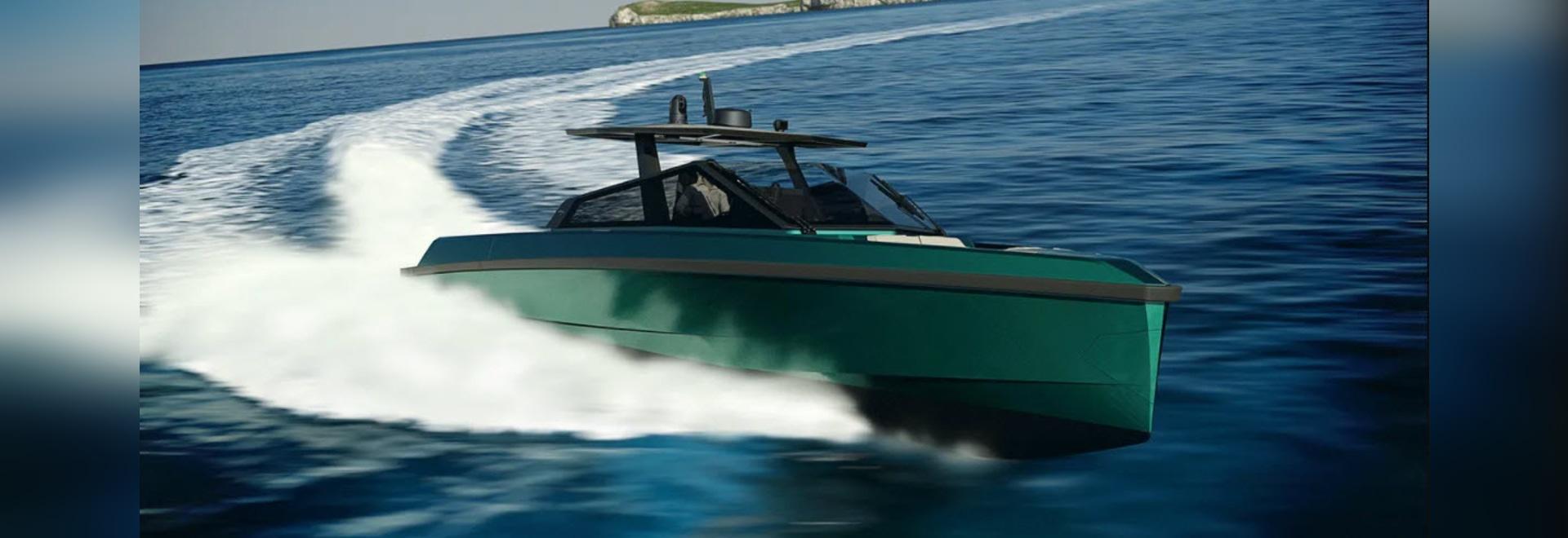 Wally Yachts Reveals 43wallytender