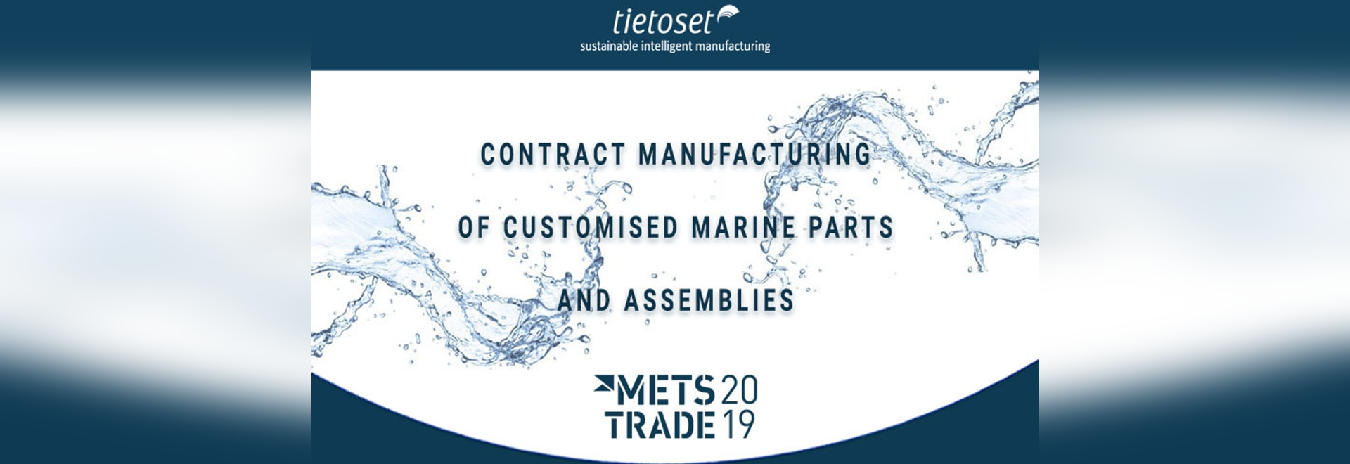 Welcome to meet us at METSTRADE 2019
