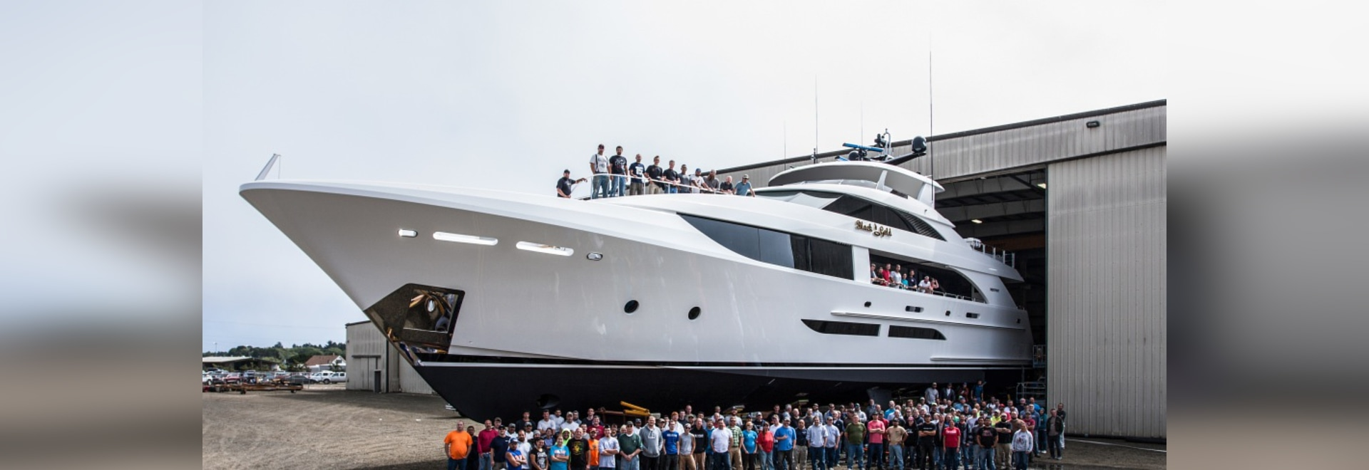 Westport extends superyacht line with first 125 launch