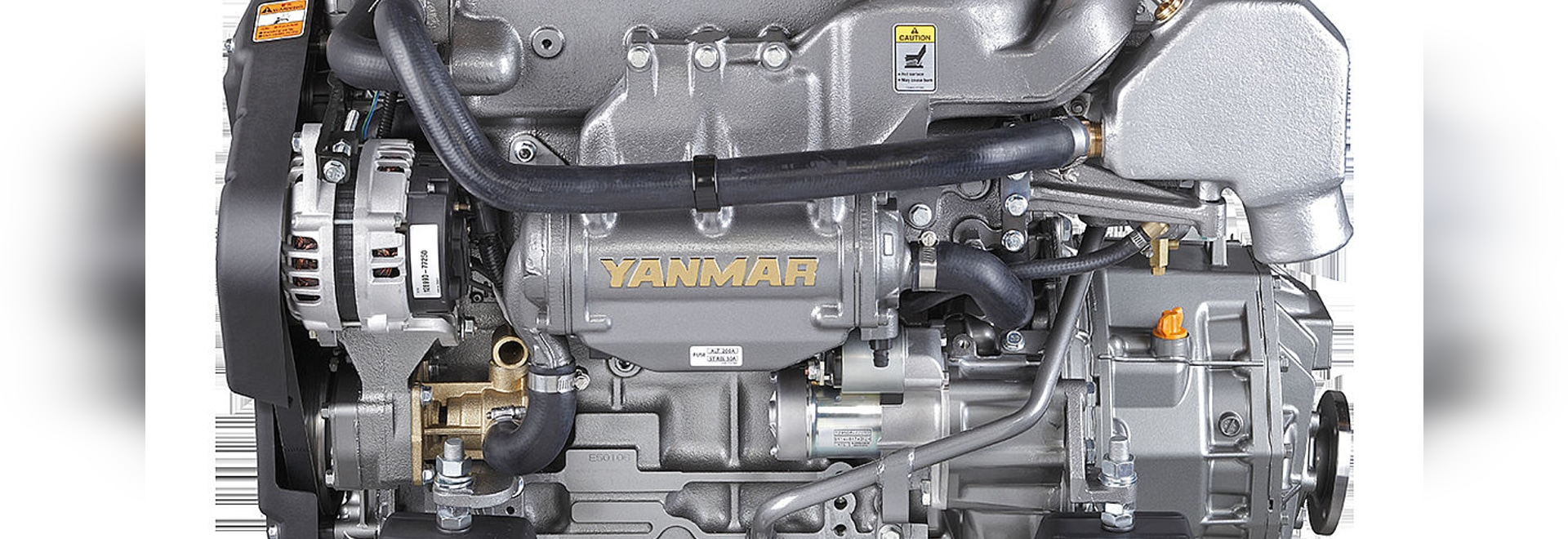 Yanmar brings common-rail injection to sub-110hp marine diesels