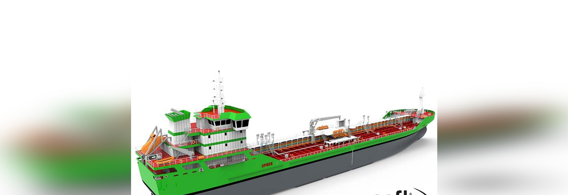 YMV CRANE AND WINCH SYSTEMS has signed a contract for complete deck equipment and all anchor and mooring equipment for newbuilding Chemcal Tanker in Istanbul Shipyard