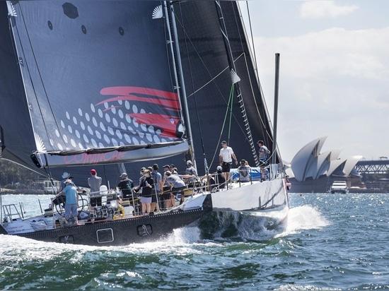 Yachts preparing for 71st Sydney Hobart Yacht Race