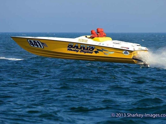 Englewood Beach Waterfest OPA World Championships
