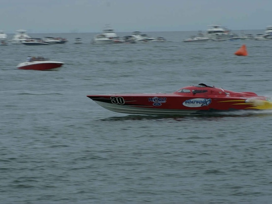 Twisted Metal Motorsports/Boatworx dominated the Superboat Extreme class.