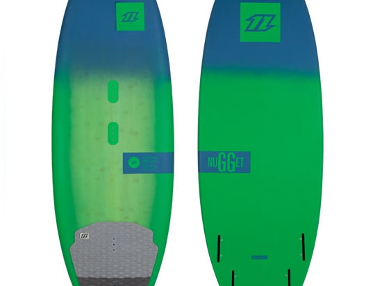 NEW: surf kiteboard by North Kites