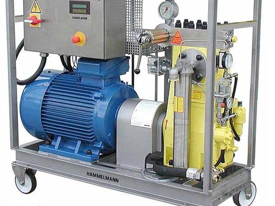 HAMMELMANN On-board pump unit E 2500-07