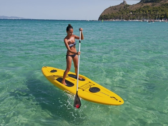 NEW: all-around SUP by MARTINI COSTRUZIONI NAUTICHE
