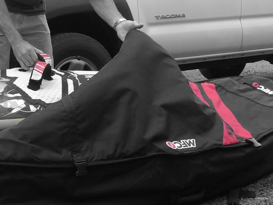 NEW: travel bag by Maui Fin