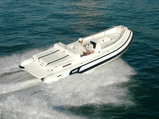 NEW: inboard inflatable boat by AB Inflatables