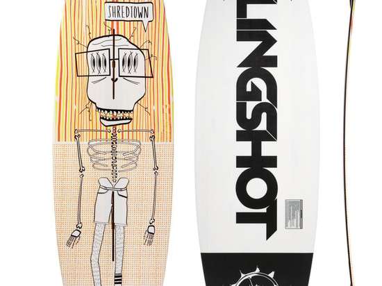 NEW: wakeboard by SlingShot