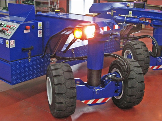 NEW: handling trailer by fgm tecnology