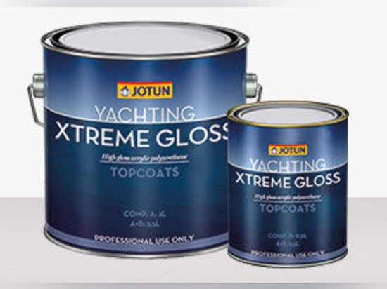NEW: fast-drying acrylic finish coat for merchant ships and professional vessels by JOTUN