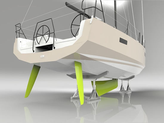 RM at the Paris Boat Show 2015