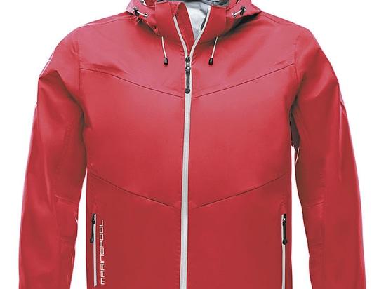 Paavo, 3-layer hooded jacket