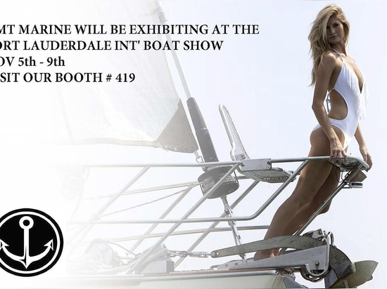 UMT MARINE at the Fort Lauderdale Boat Show 2015