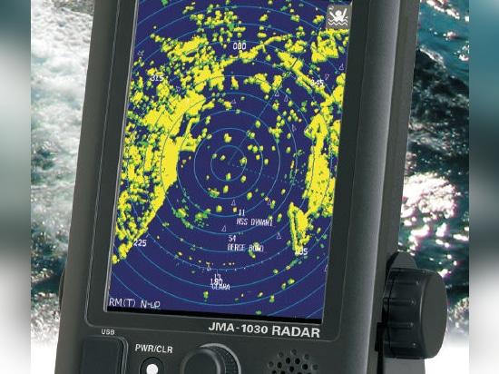 NEW: ship radar by JRC USA
