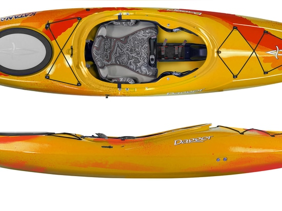 NEW: white-water kayak by Dagger