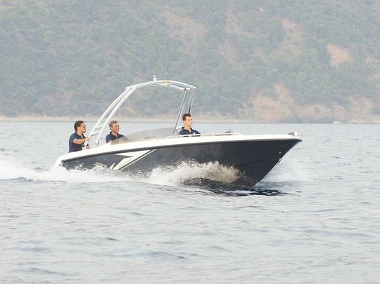 Wave Boat Italia at the Genoa International Boat Show 2015