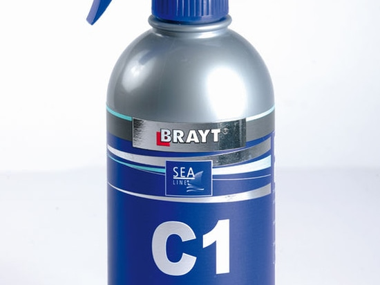NEW: hull cleaner by Sea-Line Troton sp. zo.o.