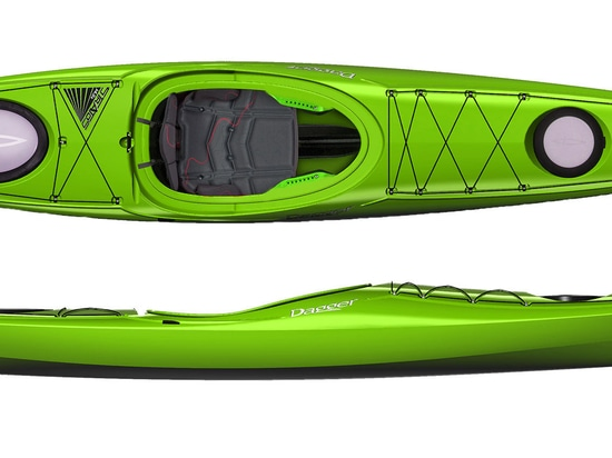 NEW: touring kayak by Dagger