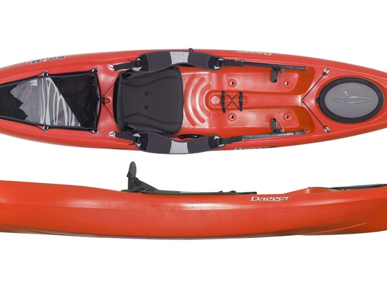 NEW: sit-on-top kayak by Dagger