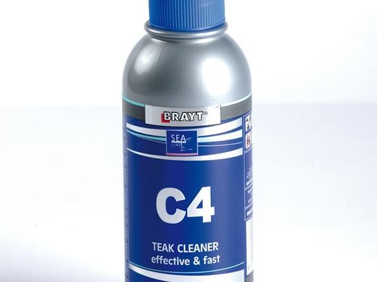 NEW: teak cleaner by Sea-Line Troton sp. zo.o.