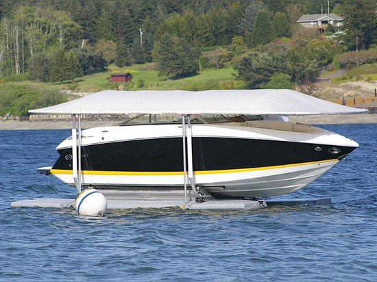 Use your boat like your car with the Sunstream FloatLift™
