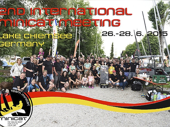 2nd International MiniCat Meeting is Over