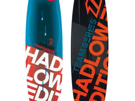 NEW: twin-tip kiteboard by North Kites