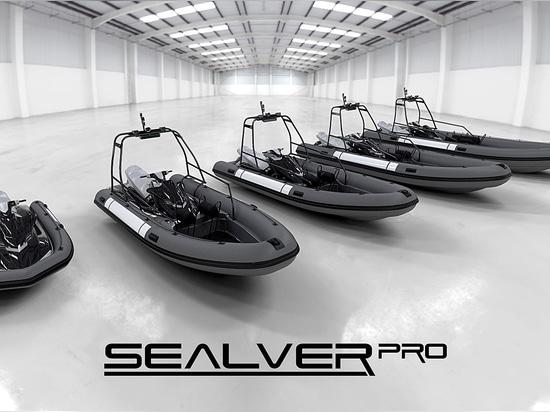 Discover the SEALVER PRO Range