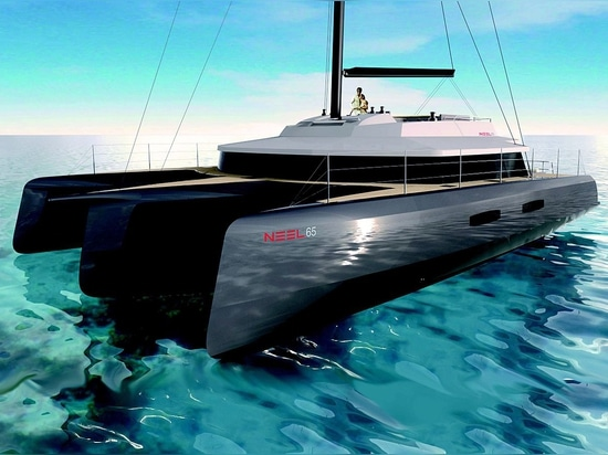 MAIDEN VOYAGE OF THE FIRST NEEL 65, THE LARGEST SERIES-BUILD CRUISING TRIMARAN EVER LAUNCHED