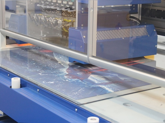 Lewmar completes £1m installation of state of the art glass tempering plant.