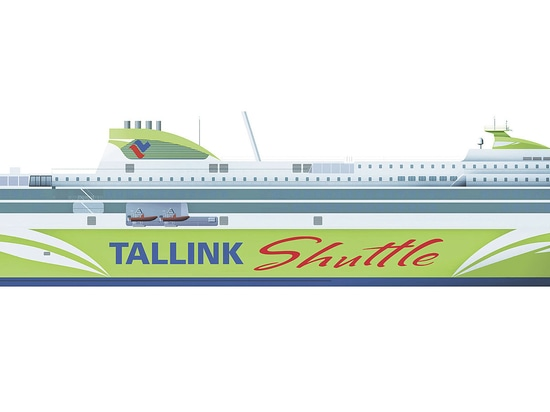 Tallink and Meyer Turku signed a Letter of Intent for a New Generation LNG powered Fast Ferry