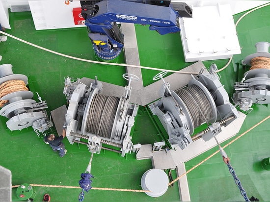 PALFINGER MARINE ACQUIRES NORWEGIAN DECK MACHINERY AS AND EXPANDS THE PRODUCT PORTFOLIO WITH HIGH QUALITY DECK WINCHES
