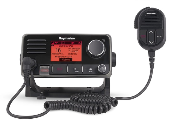 New VHF Radios and Video technology