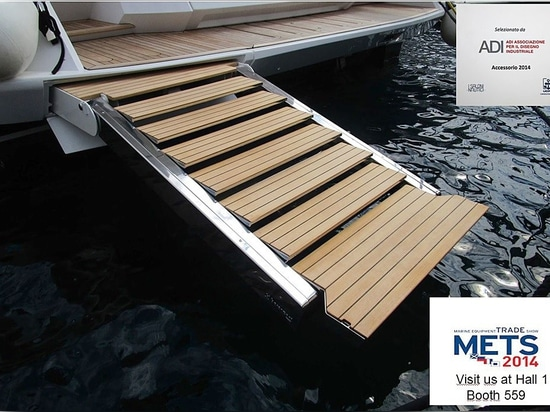 Ladder – Passerelle :the  winning blend is quality and design - ADI INDEX AWARD 2014