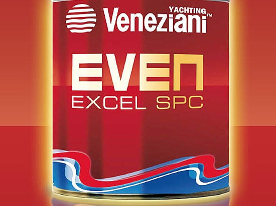 NEW Even Excel SPC Self-polishing antifouling with copper oxide