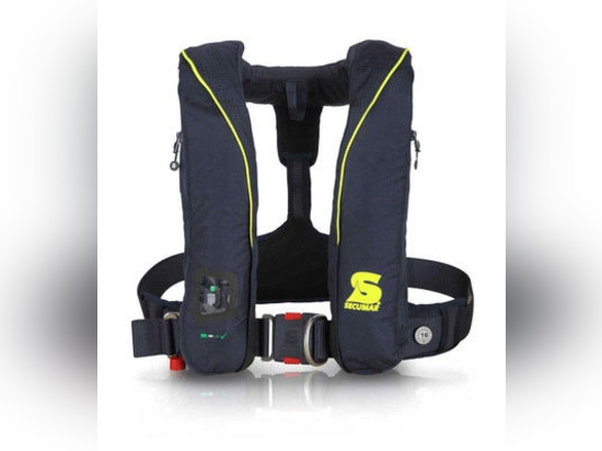 New inflatable lifejackets by Secumar at METS 2014
