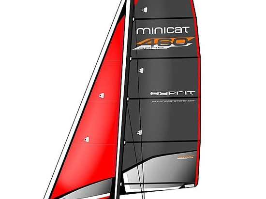 The new MiniCat 460 Esprit is almost ready!!!