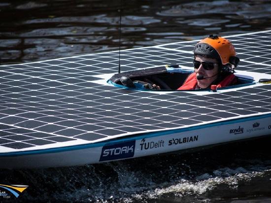TU Delft at Akkrum Dutch Championships